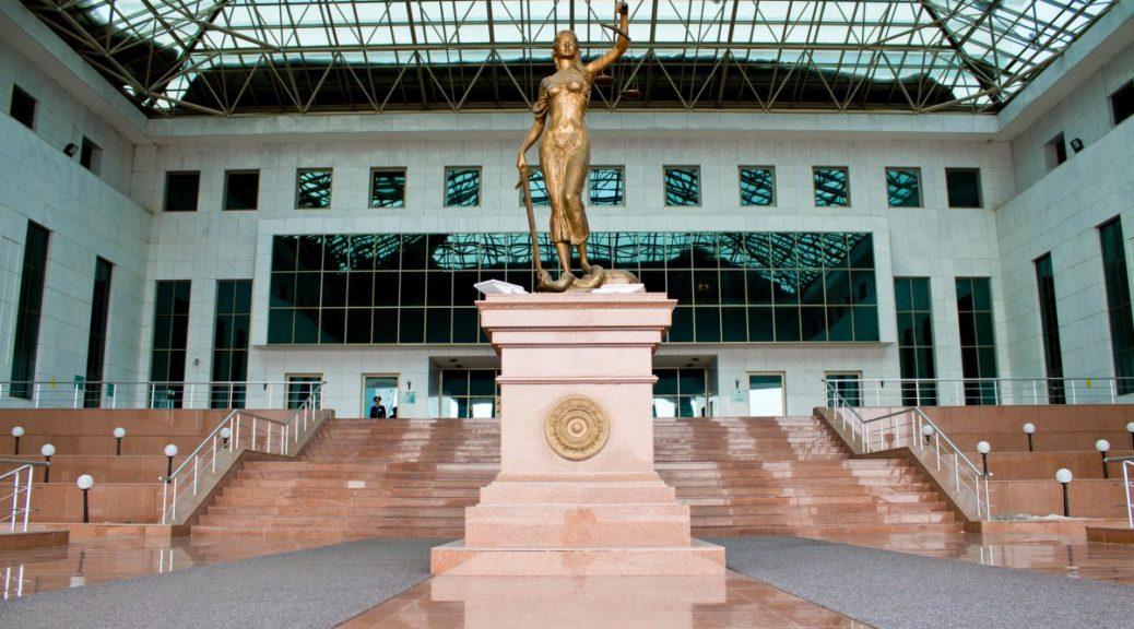 Конституционный совет РК принял к производству представление суда по делам об алиментах